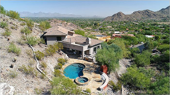 Elfyer - Paradise Valley, AZ House - For Sale