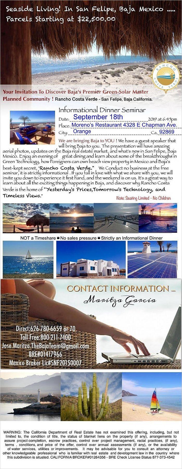 Elfyer - San Felipe, Baja California Norte, CA House - For Sale