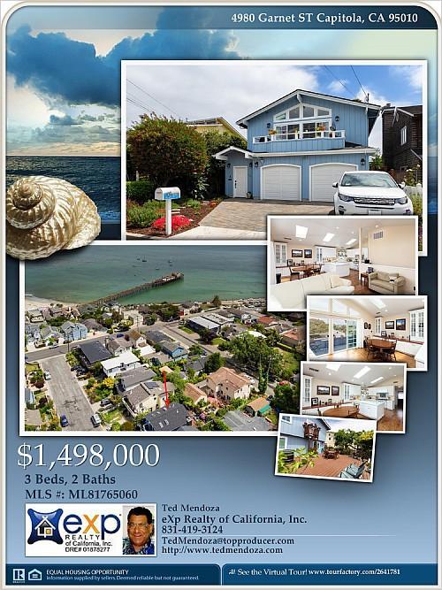 Elfyer - Capitola, CA House - For Sale