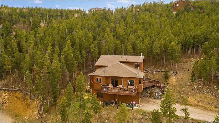Elfyer - Evergreen, CO House - For Sale