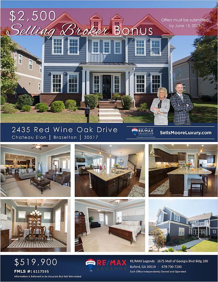 Elfyer - Braselton, GA House - For Sale