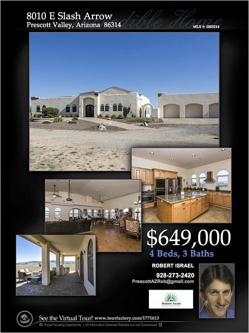 Elfyer - Prescott Valley, AZ House - For Sale